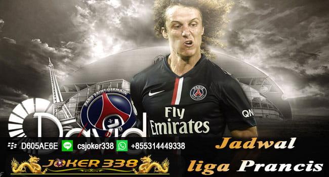 Jadwal Liga Perancis 25 November 2017