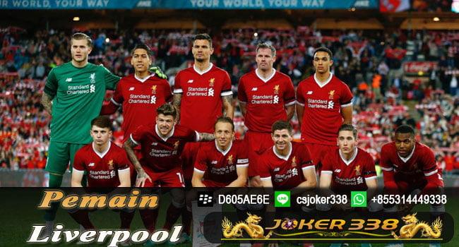 Daftar Skuad Liverpool 2017-2018