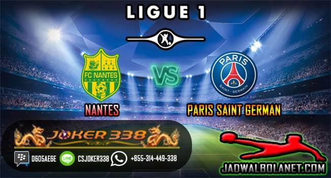 Jadwal Liga Perancis 15 Januari 2018