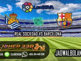 Jadwal Liga Spanyol 15 Januari 2018
