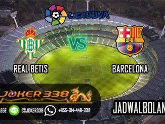 Jadwal Liga Spanyol 22 Januari 2018